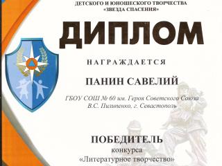 Диплом_Звезда_Спасения_4ea53